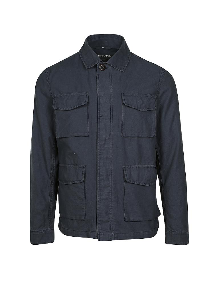 MARC O'POLO | Fieldjacket | blau