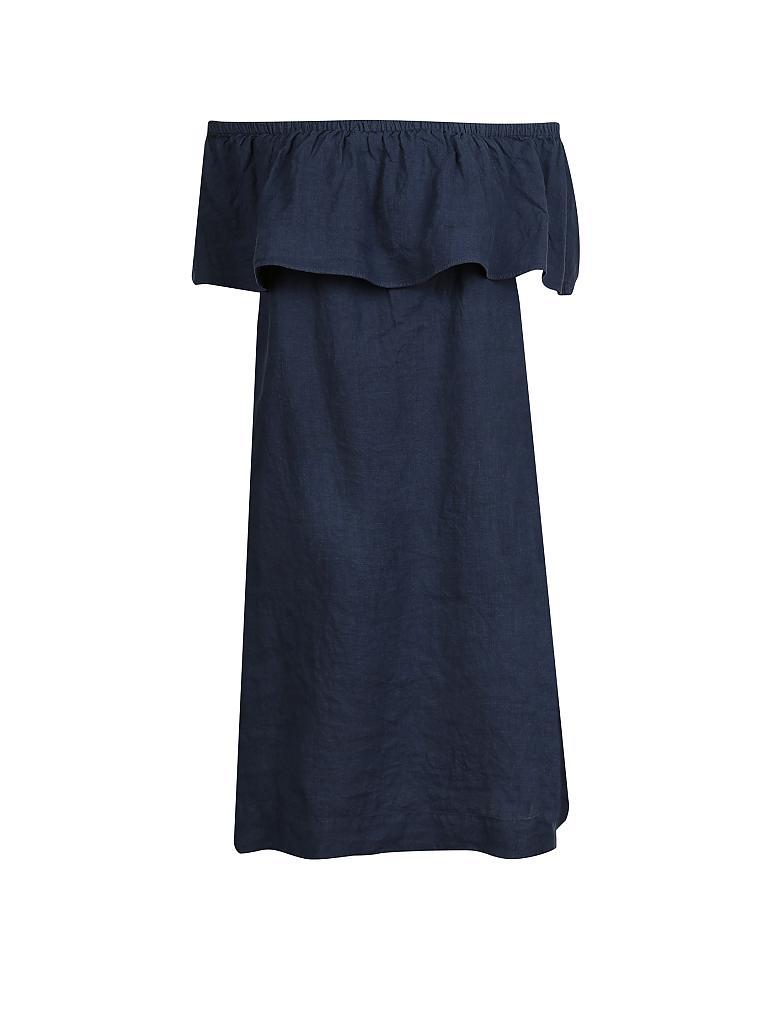 adecfd1ba6bdac MARC O'POLO Leinen-Kleid blau   34