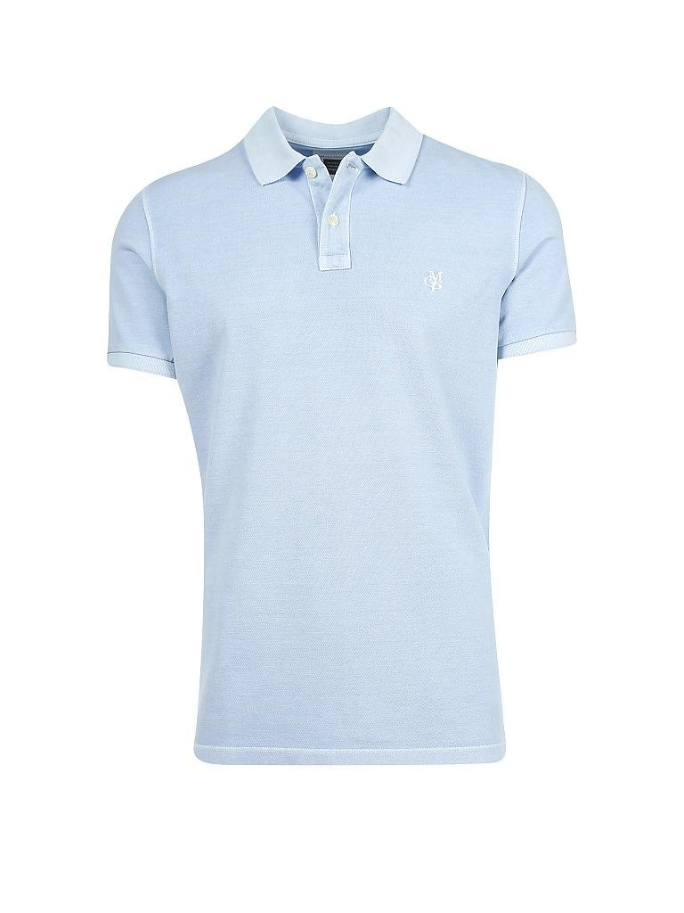 MARC O'POLO | Poloshirt Regular Fit | blau
