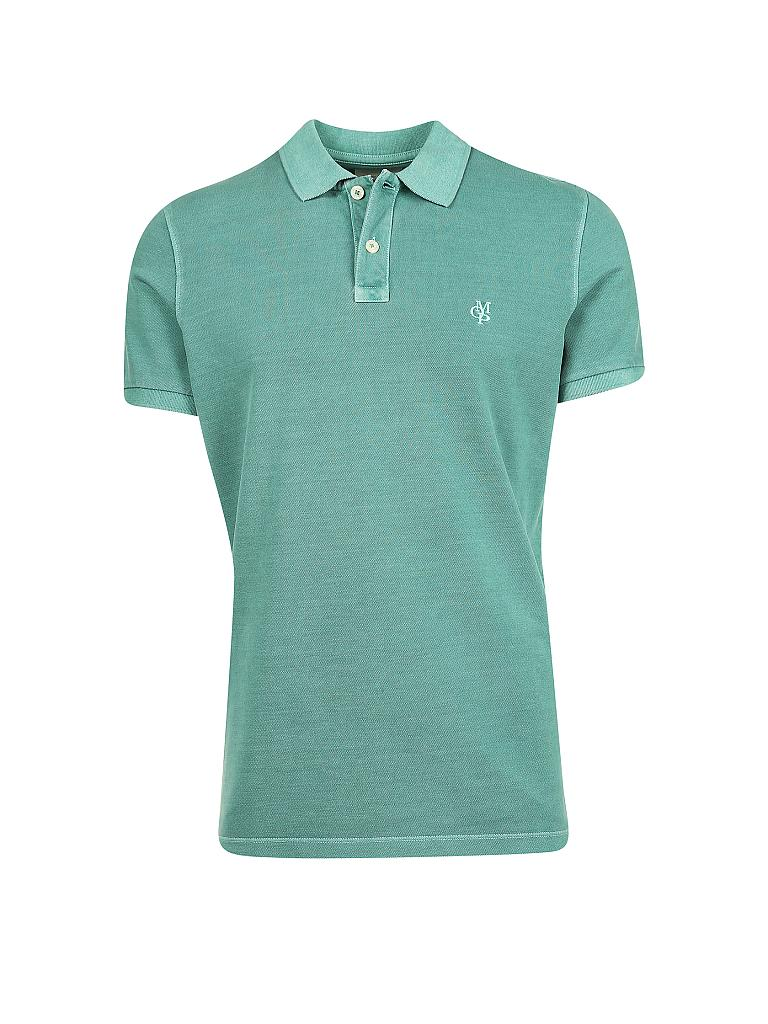 MARC O'POLO | Poloshirt Regular Fit | petrol