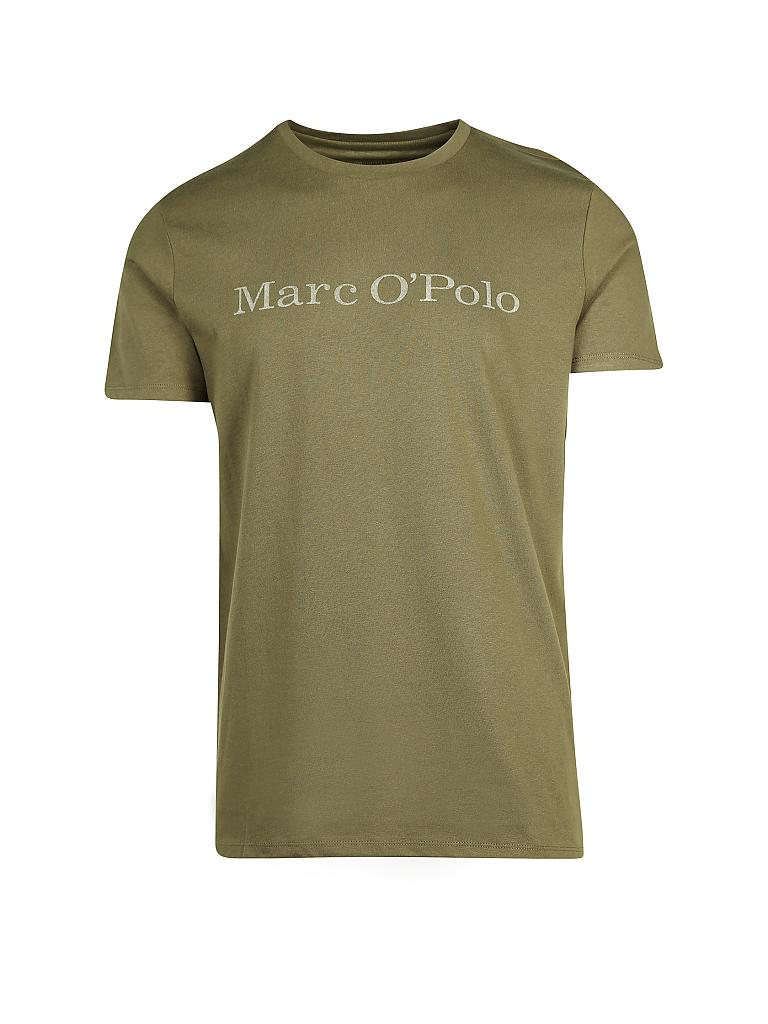 MARC O'POLO | T-Shirt | olive