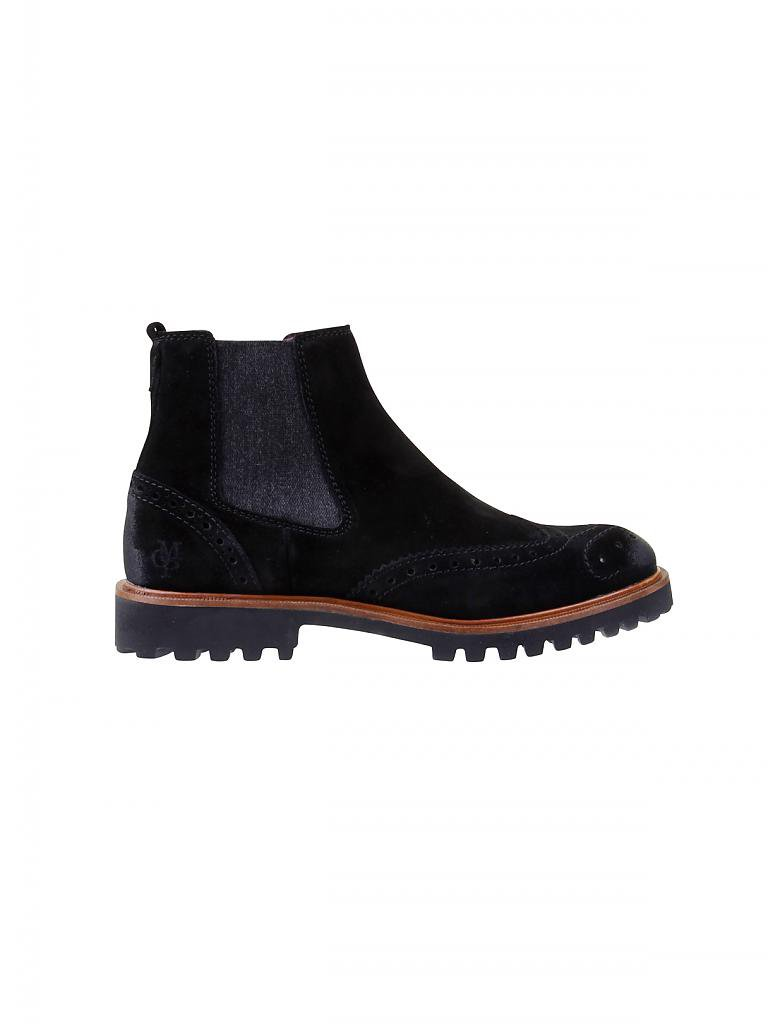 marc o 39 polo schuhe chelsea boots schwarz 4 37. Black Bedroom Furniture Sets. Home Design Ideas