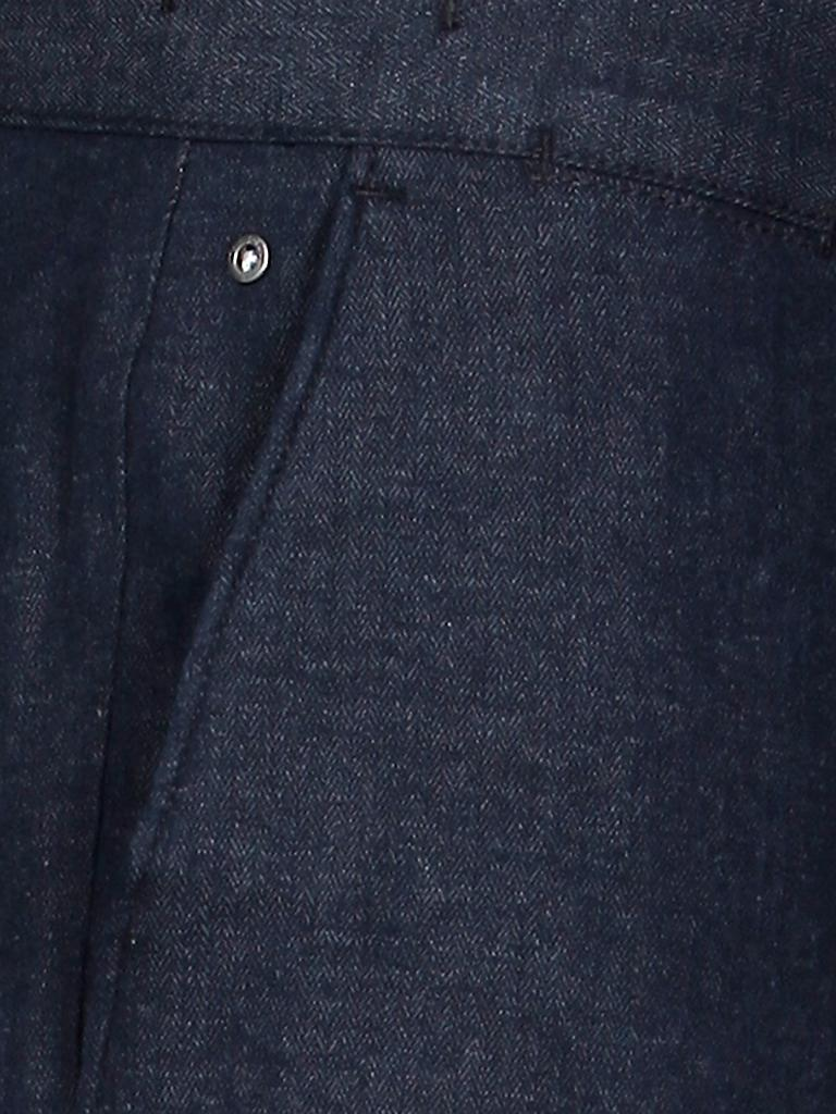 MARC O'POLO | Chino Regular-Fit  | blau