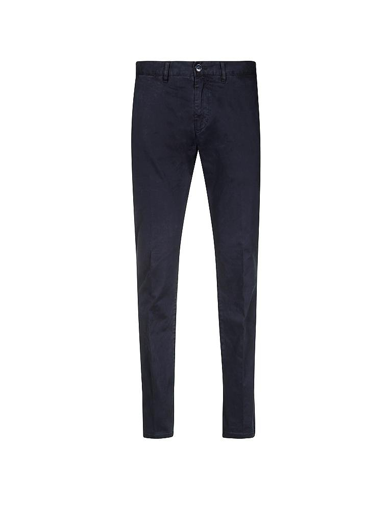 MARC O'POLO | Chino Shaped-Fit  | blau