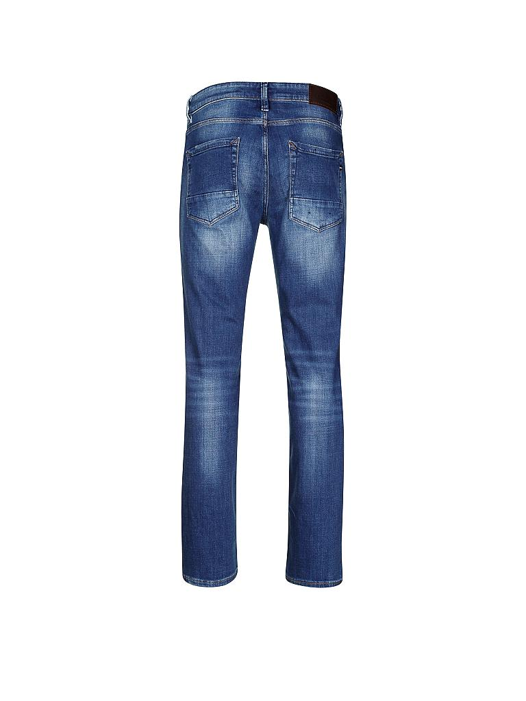 MARC O'POLO | Jeans Straight-Fit | blau