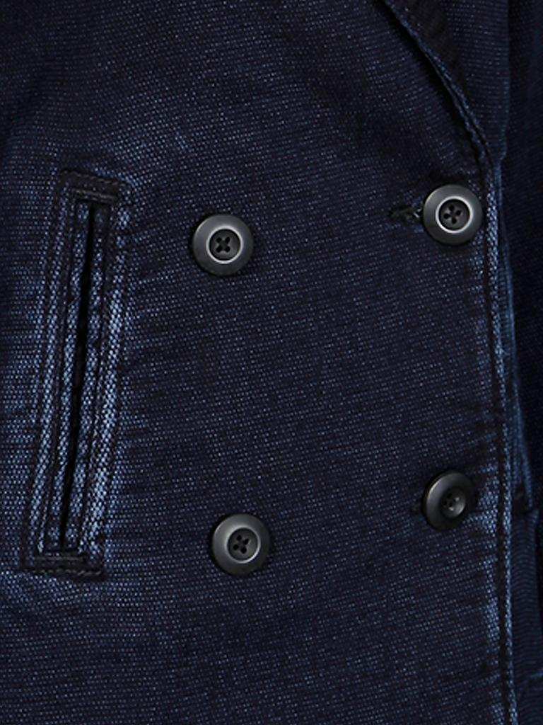 MARC O'POLO | Jeansjacke Slim-Fit | blau