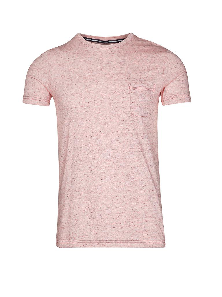 MARC O'POLO | T-Shirt  | rot