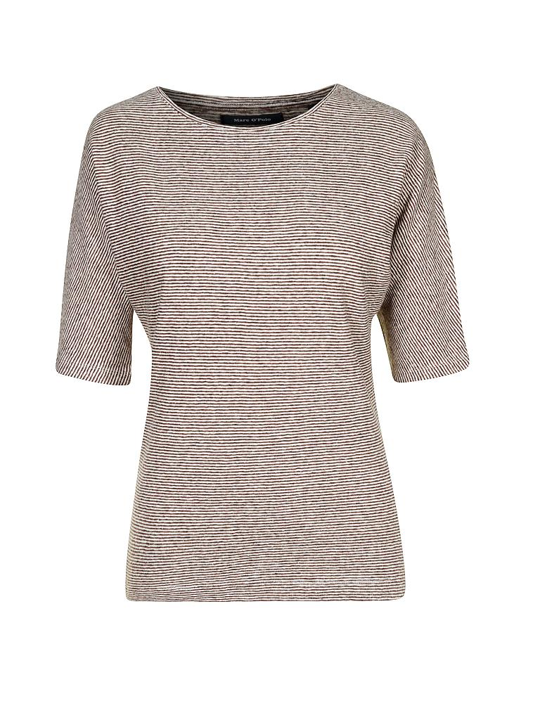 MARC O'POLO | T-Shirt  | beige