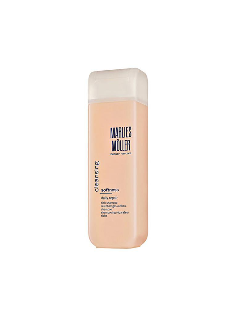 MARLIES MÖLLER | Haarpflege - Softness Daily Repair Shampoo 200ml | transparent