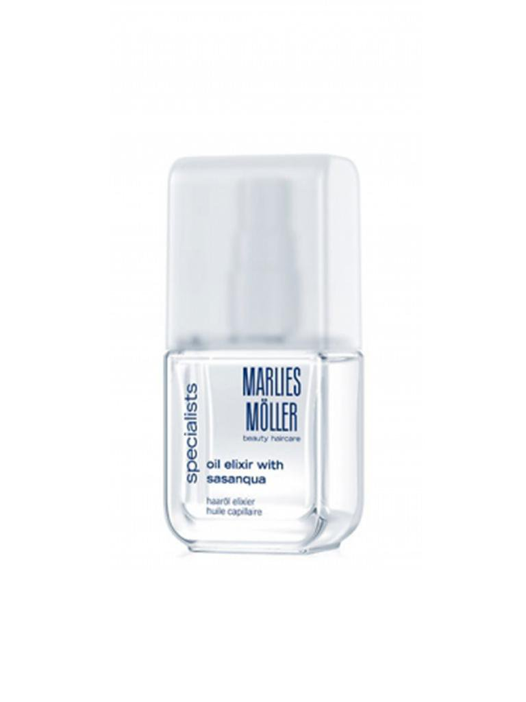 MARLIES MÖLLER | Haarpflege - Specialists Oil Elixir With Sasanqua 50ml | transparent
