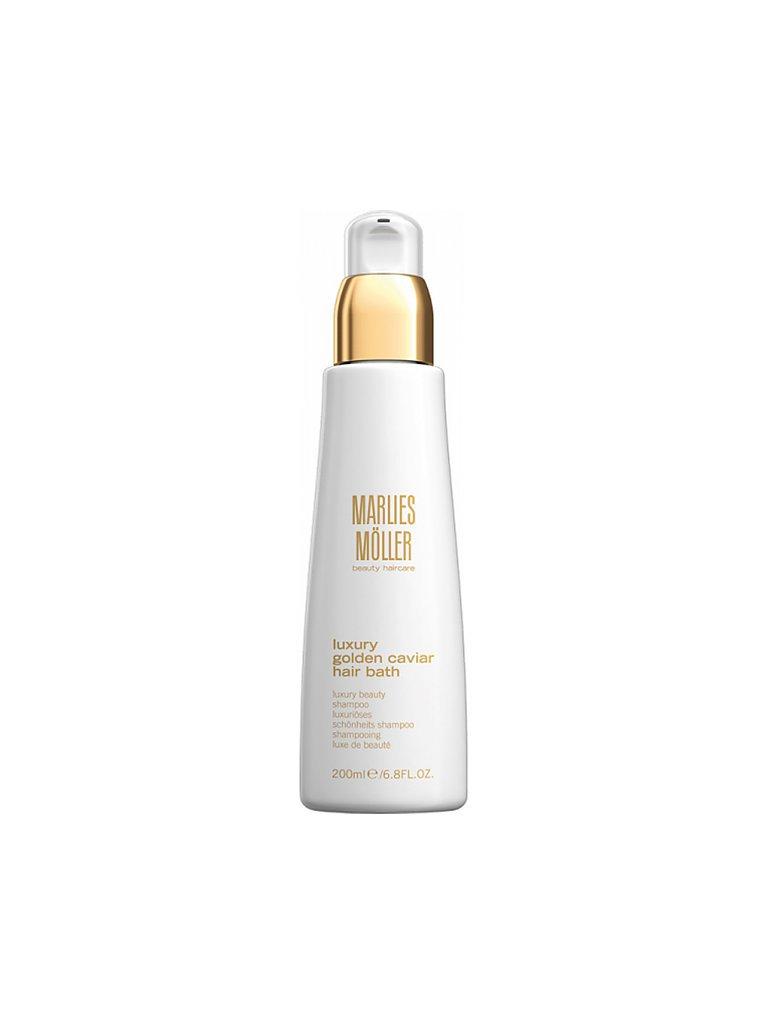 MARLIES MÖLLER Haarpflege - Golden Caviar Luxury Hair Bath 200ml