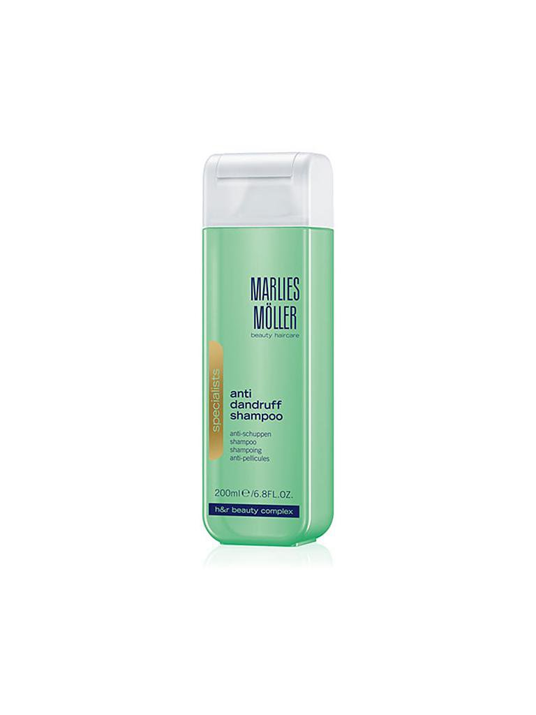 MARLIES MÖLLER | Haarpflege - Specialists Anti Dandruff Shampoo 200ml | transparent