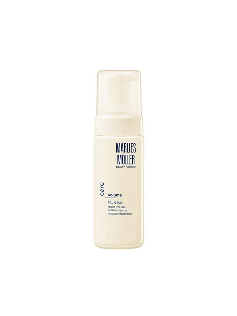 MARLIES MÖLLER | Haarpflege - Volume Liquid Hair Keratin Mousse 150ml | transparent