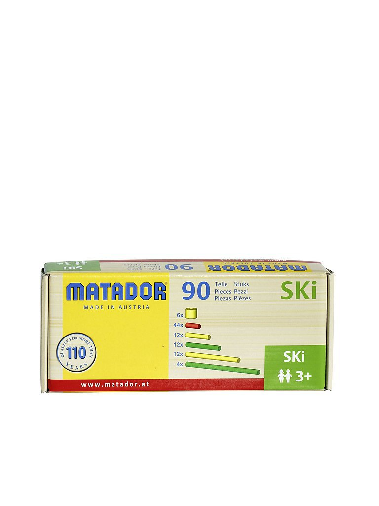 MATADOR Ersatzteile Stäbchen S-Ki (90 Teile)