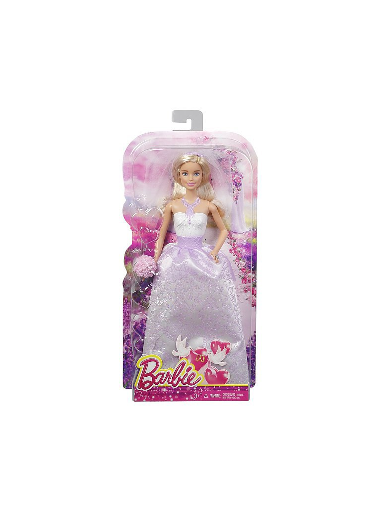 MATTEL Barbie - Braut