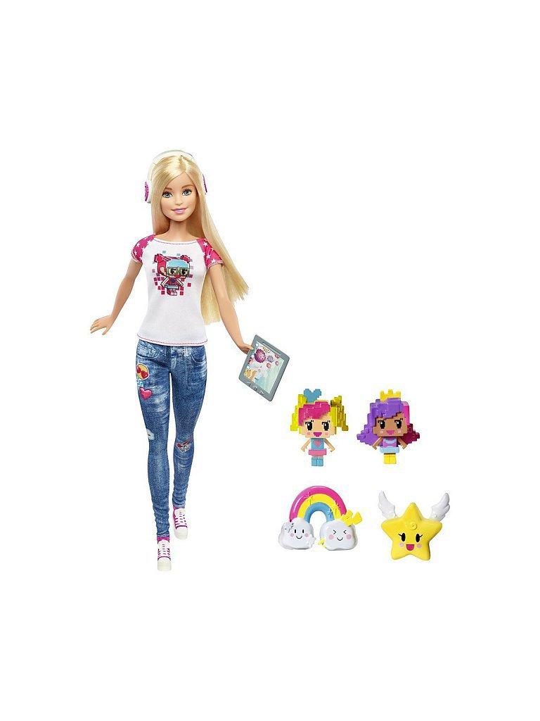 MATTEL Barbie - Die Videospiel-Heldin Real Life