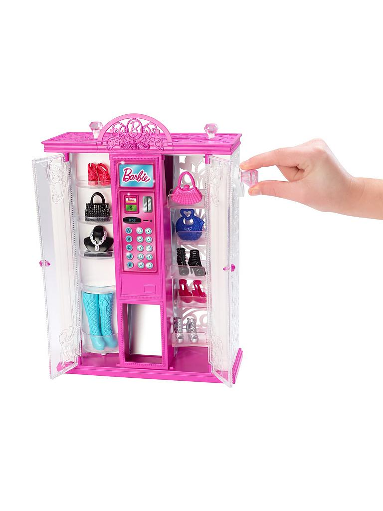 MATTEL | Barbie - Dreamhouse - Modezubehör  | transparent