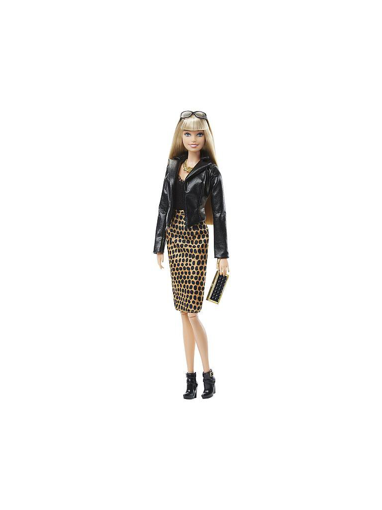 MATTEL | Barbie - Look Style Urban Jungle  | transparent