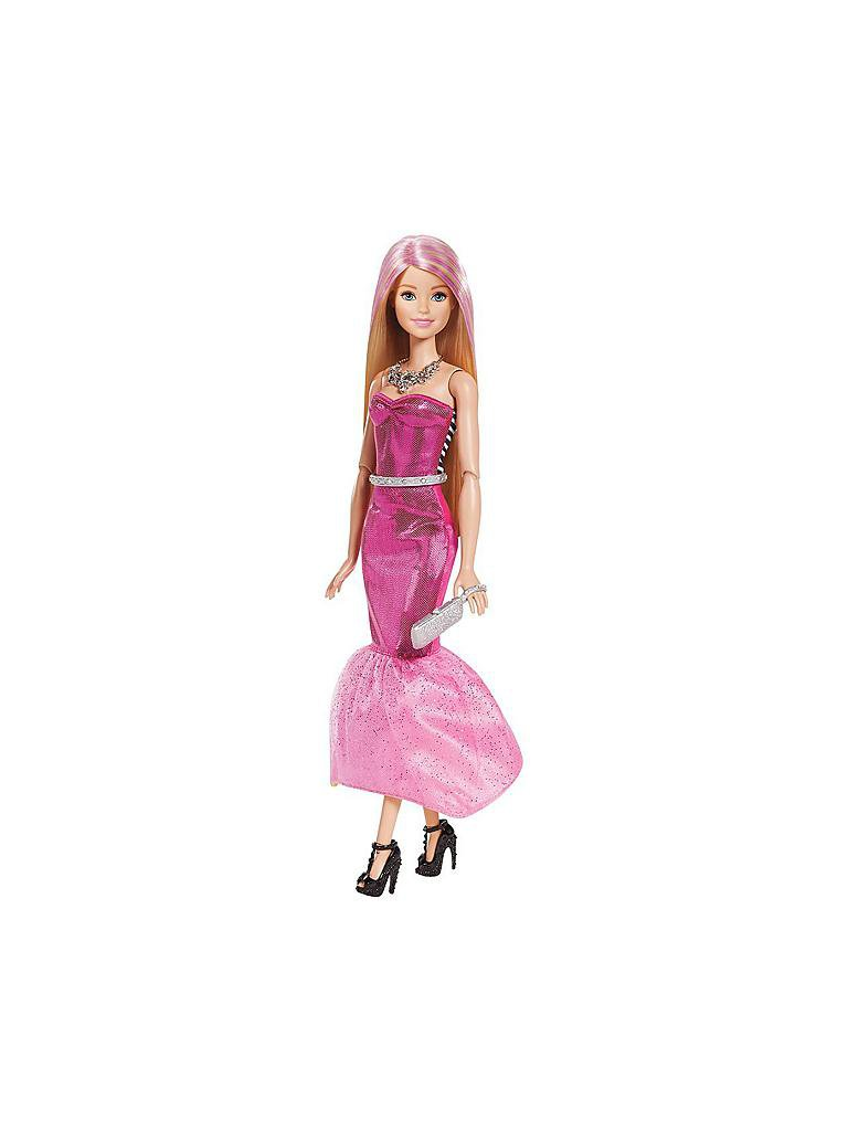 MATTEL | Barbie - Modetranformation Barbie | transparent