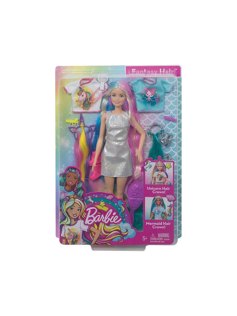 Barbie Haare Wieder Schön
