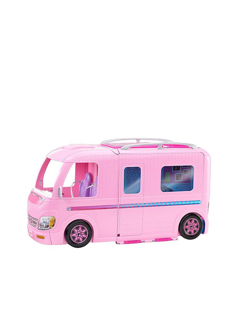 mattel barbie super abenteuer camper transparent. Black Bedroom Furniture Sets. Home Design Ideas