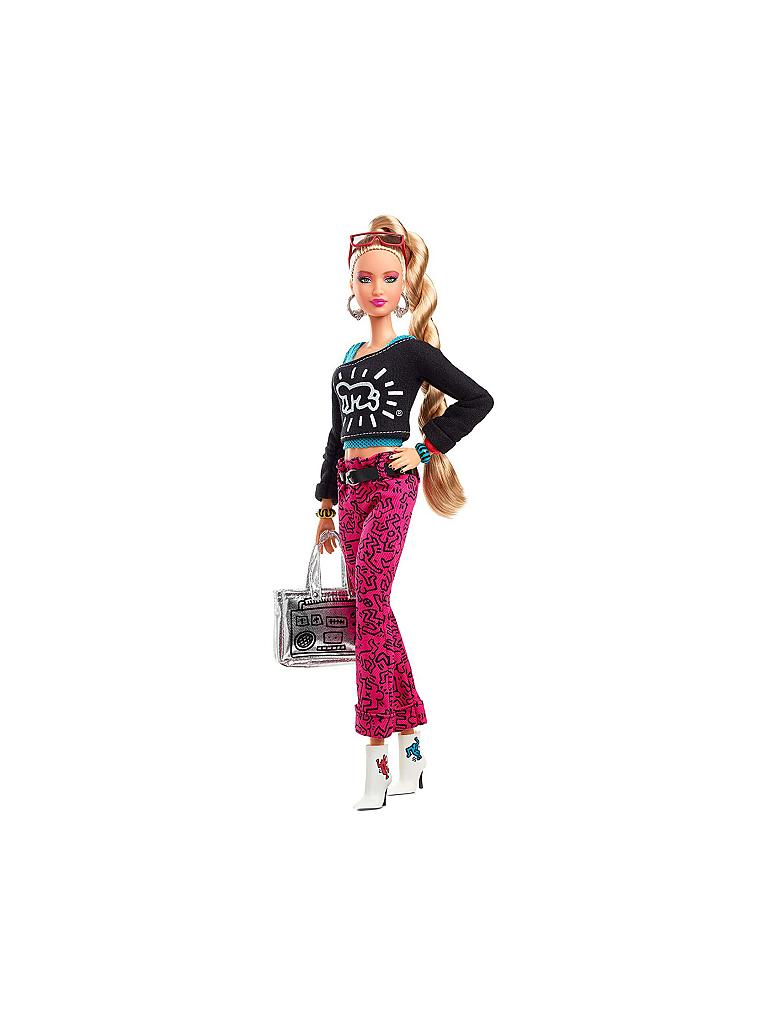 "MATTEL | Keith Haring X Barbie® Doll ""Collector Edition"" FXD87 