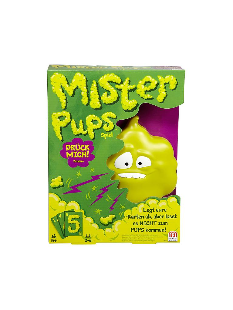 MATTEL | Mister Pups | transparent