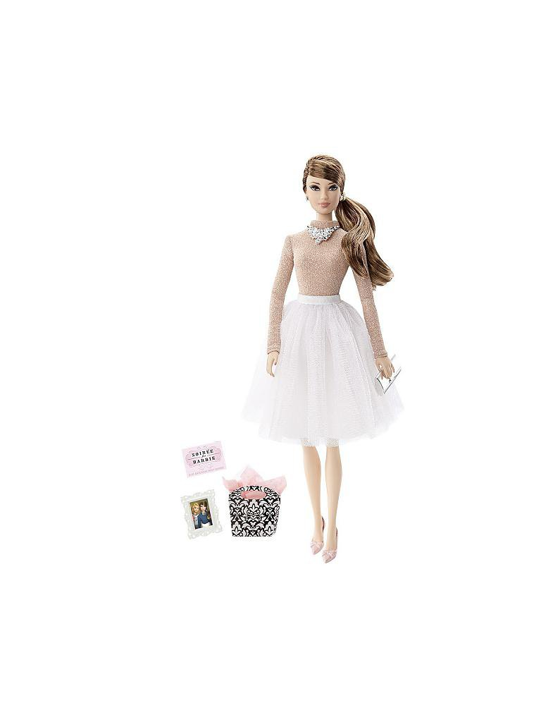 MATTEL | The Barbie Look - Doll 5 | transparent