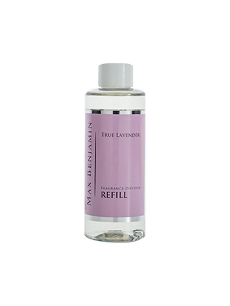 "MAX BENJAMIN | Raumduft-Nachfüllung ""Classic Collection - True Lavender"" 0,15l 