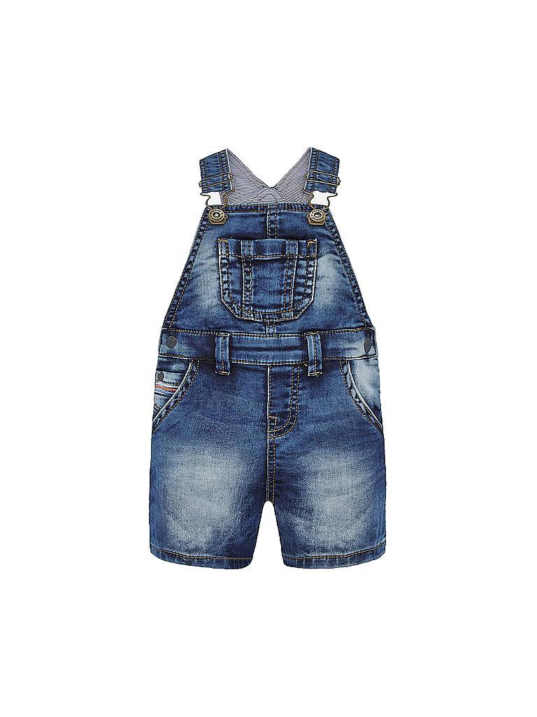 Mayoral Jungen Baby-Latzhose Jeansblau