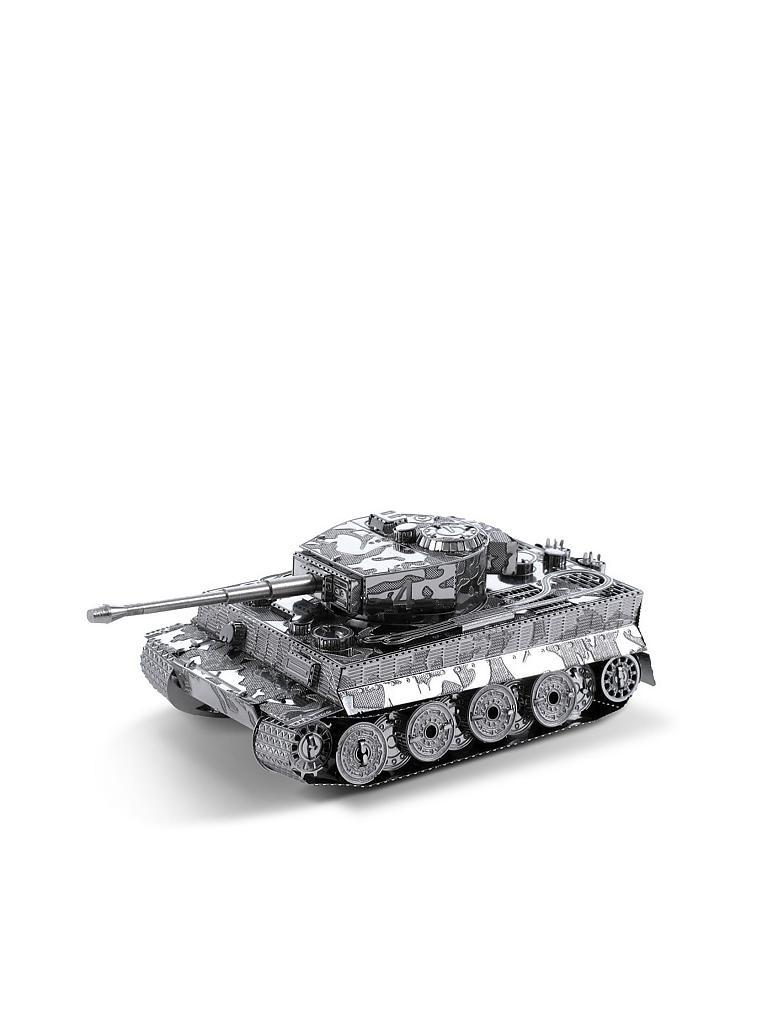 3d Modellbausatz Aus Metall Tiger 1 Panzer