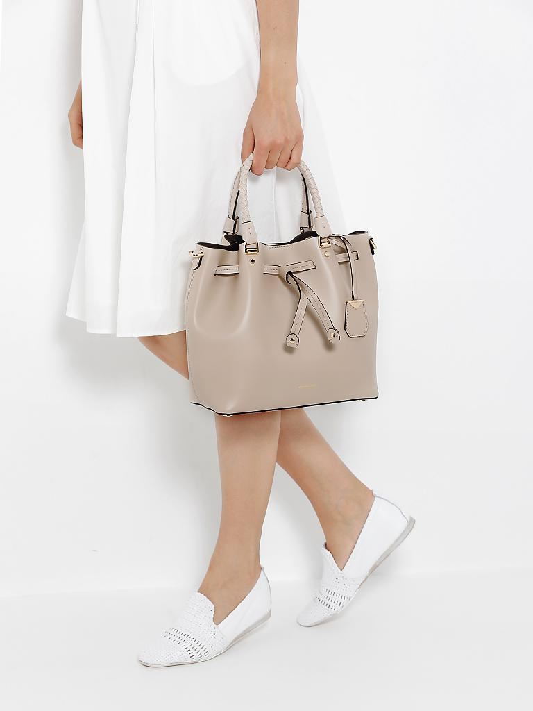 michael kors ledertasche handtasche blakely beige. Black Bedroom Furniture Sets. Home Design Ideas