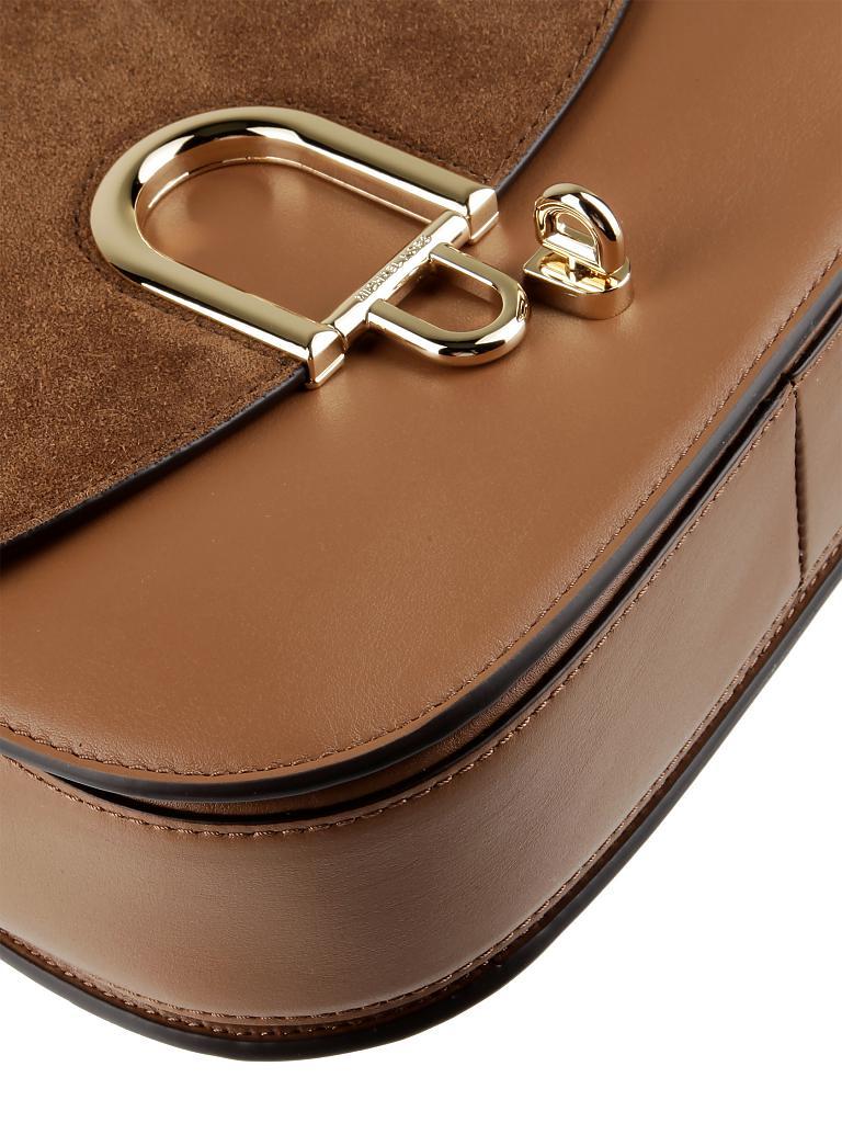 michael kors ledertasche henkeltasche mercer braun. Black Bedroom Furniture Sets. Home Design Ideas