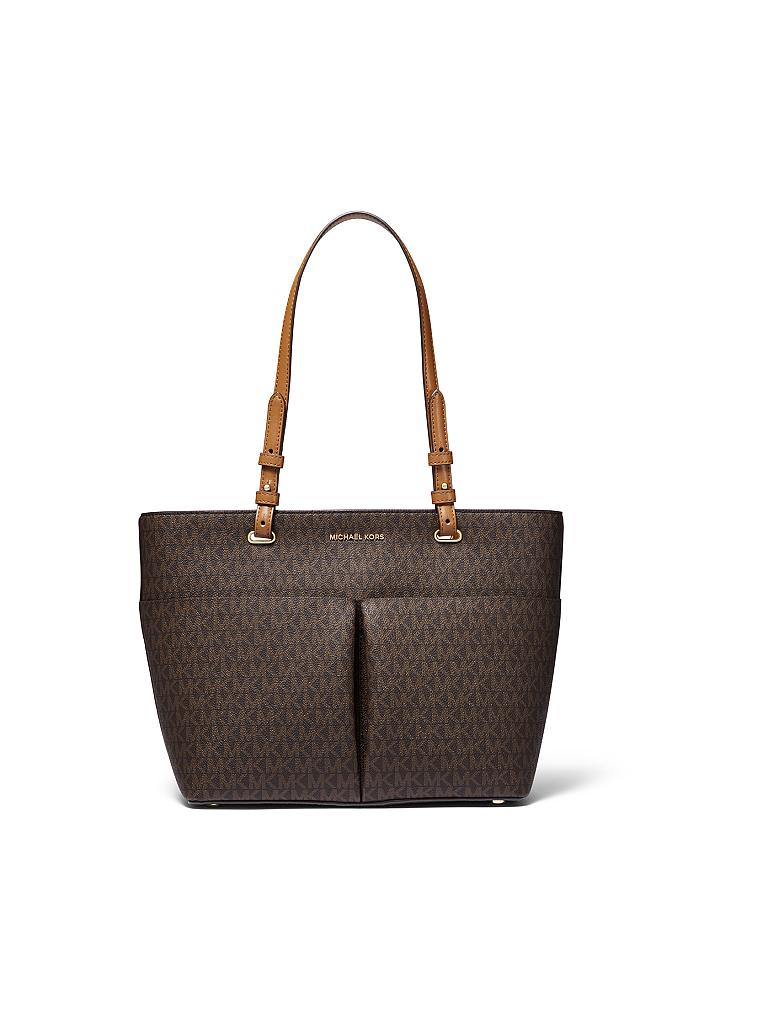 "MICHAEL KORS | Ledertasche - Shopper ""Bedford MD TZ Pocket Tote"" 