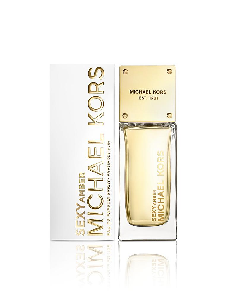 MICHAEL KORS | Sexy Amber Eau de Parfum Spray 50ml | transparent