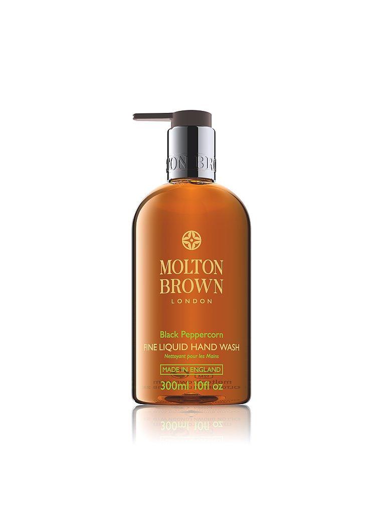MOLTON BROWN Black Pappercorn Fine Liquid Hand Wash 300ml