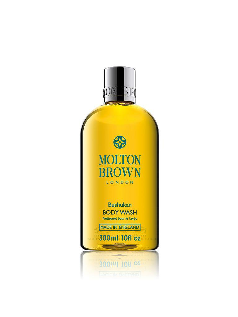 MOLTON BROWN | Bushukan Body Wash 300ml | transparent