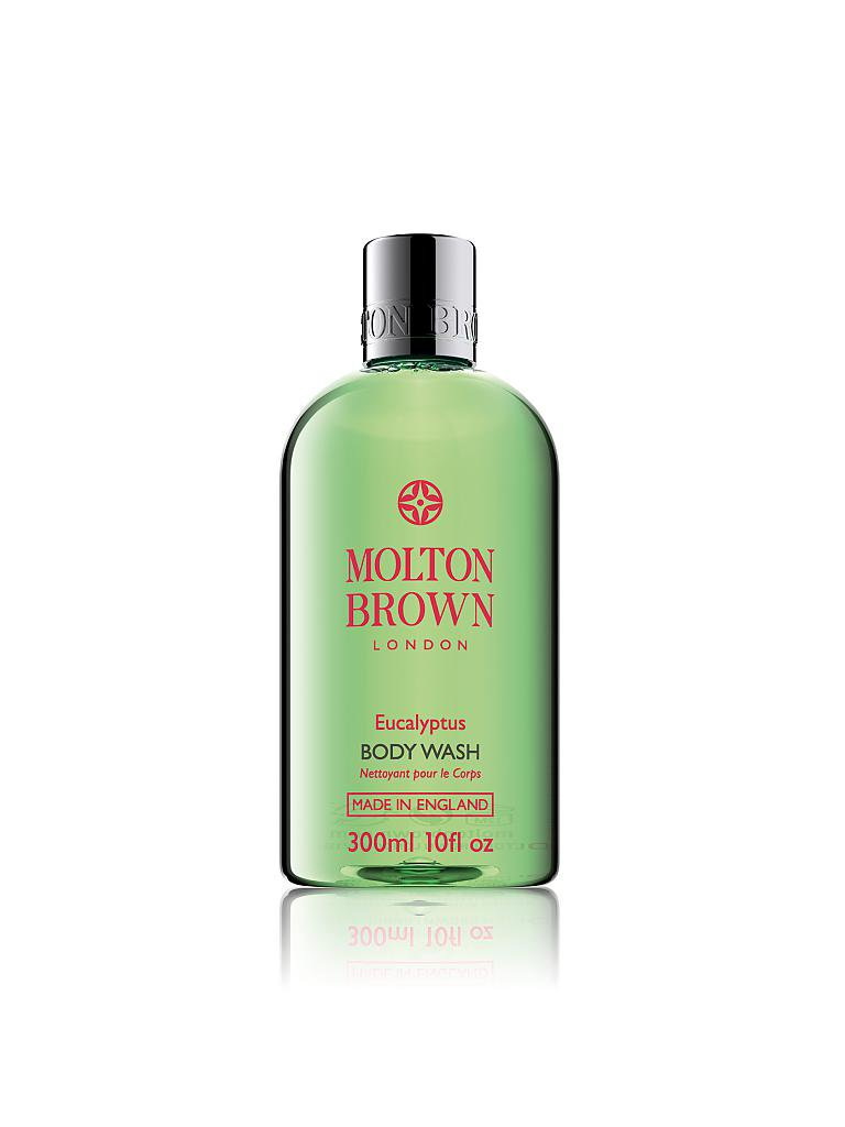 MOLTON BROWN | Eucalyptus Body Wash 300ml | transparent