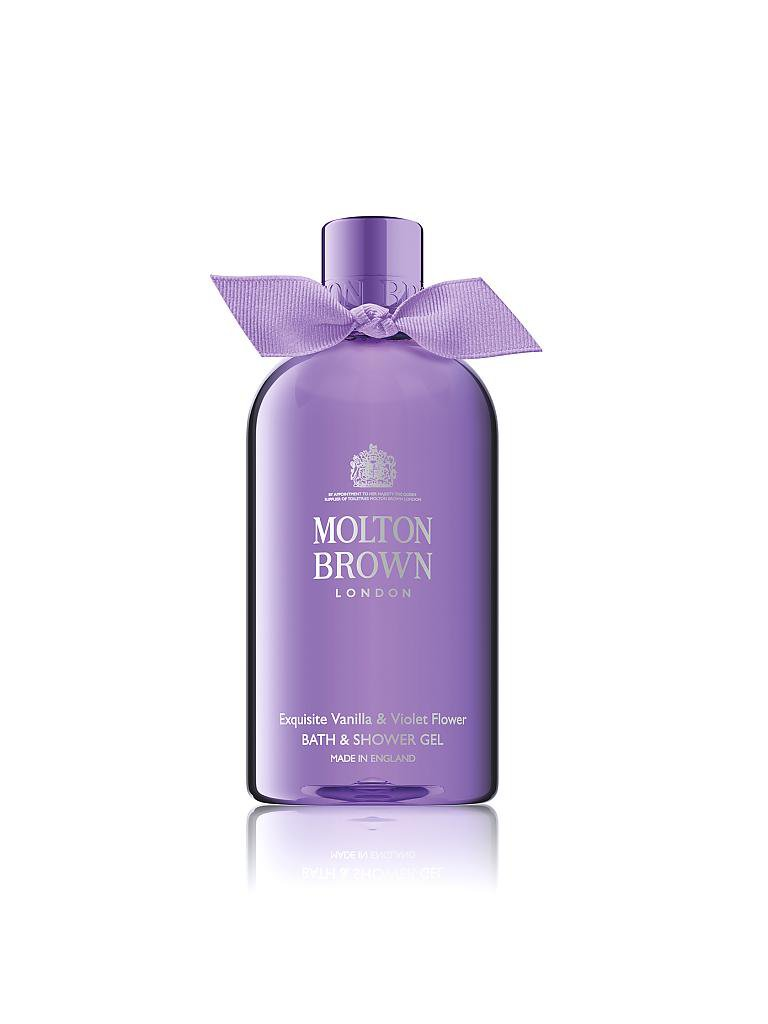 Molton Brown Exquisite Vanilla And Violet Flower Bath And