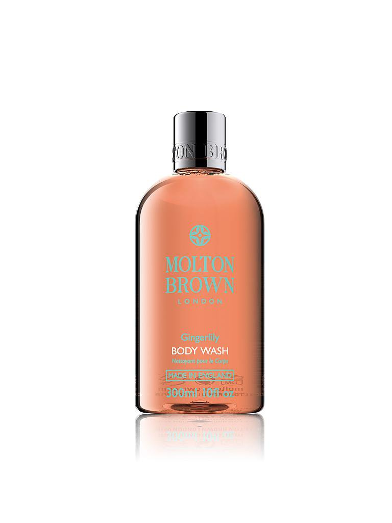 MOLTON BROWN | Gingerlily Body Wash 300ml | transparent
