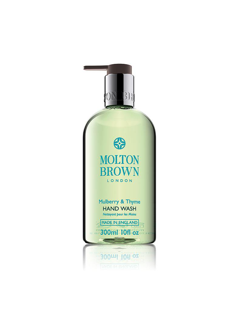 MOLTON BROWN | Mulberry & Thyme Hand Wash 300ml | transparent