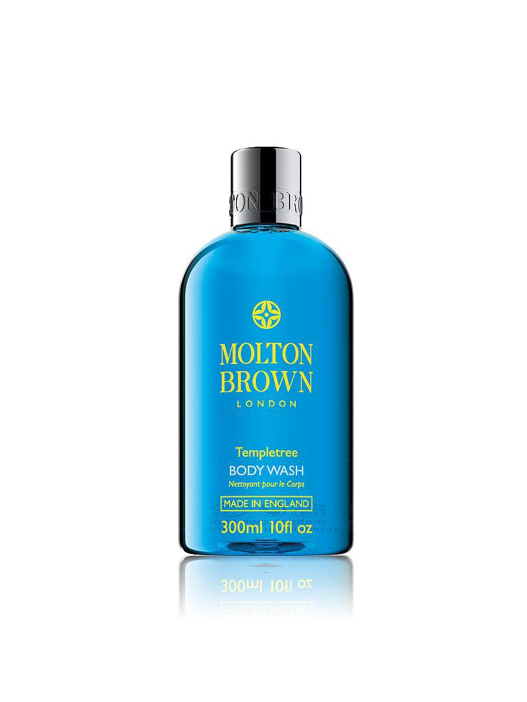 MOLTON BROWN | Templetree Body Wash 300ml | transparent