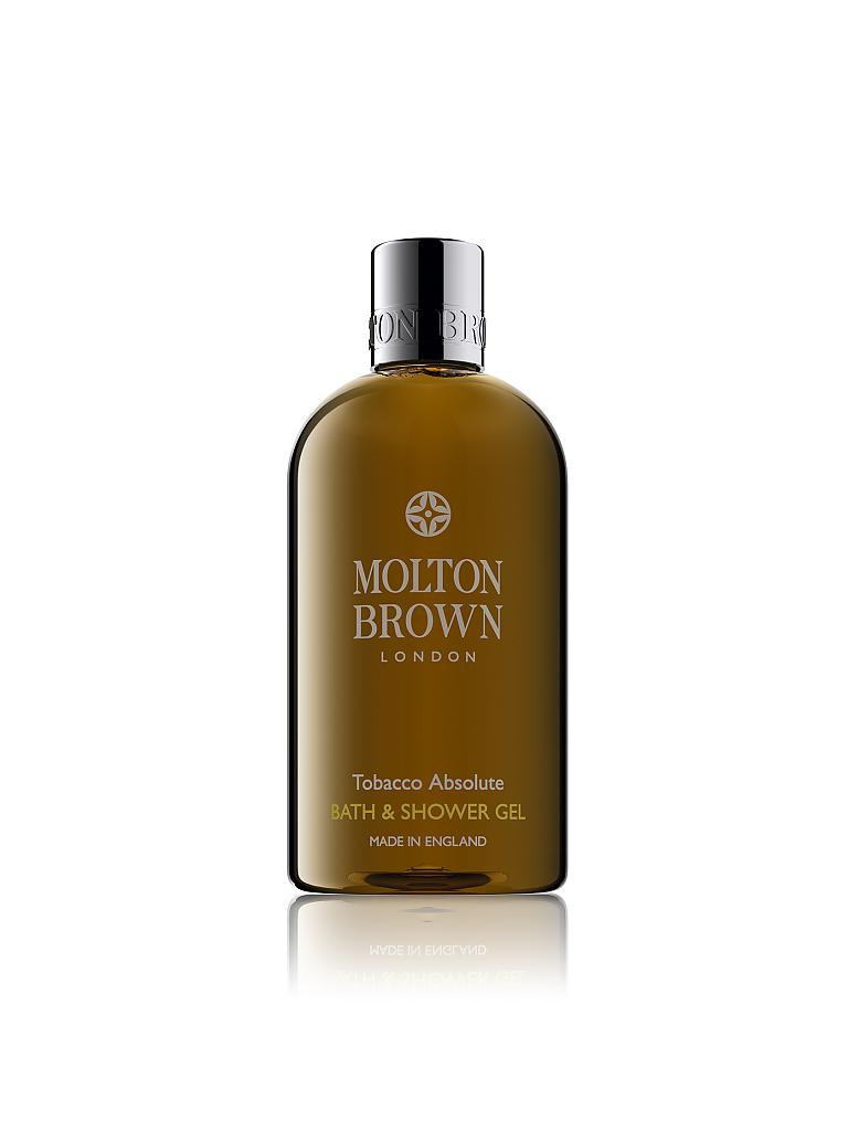 MOLTON BROWN | Tobacco Absolute Body Wash 300ml | transparent