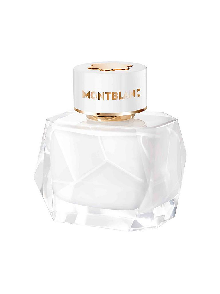 MONT BLANC | Signature Eau de Parfum 90ml | transparent