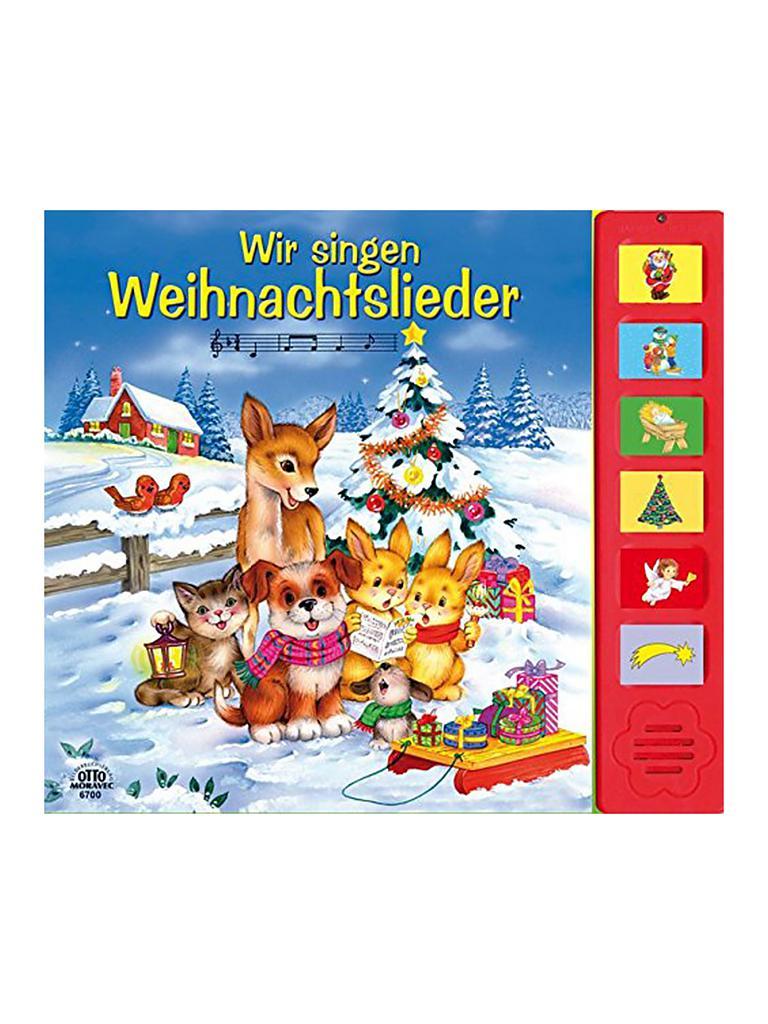 Weihnachtslieder Zum Singen.Buch Wir Singen Weihnachtslieder Mit Tonleiste