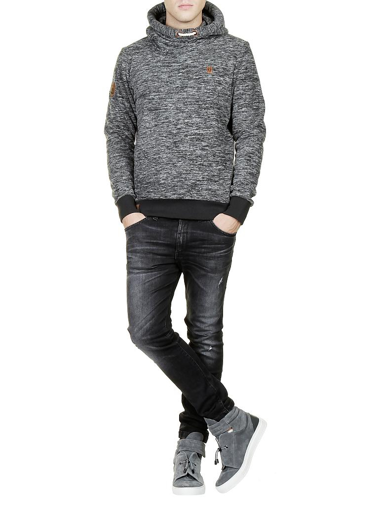 "NAKETANO | Fleece-Sweater ""Flash Aha Fleece"" 