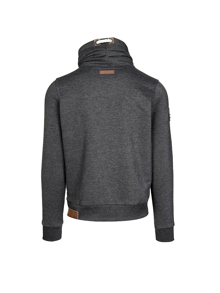 "NAKETANO | Sweat-Weste ""Mopila"" 