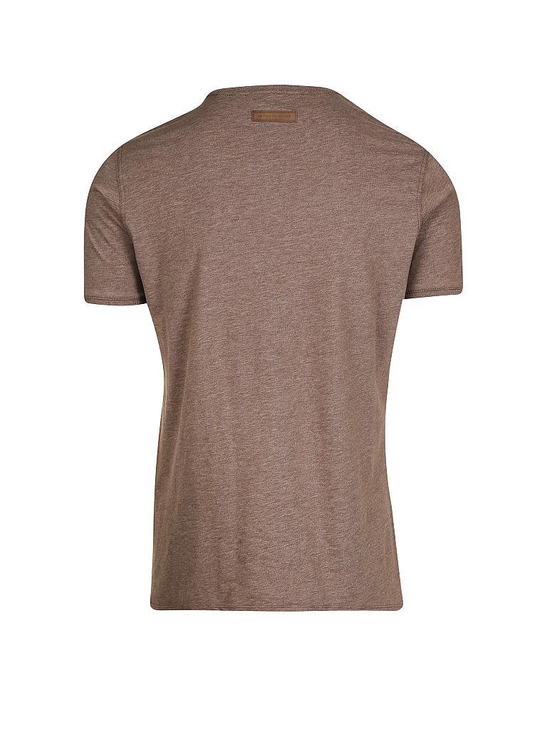 naketano t shirt braun s. Black Bedroom Furniture Sets. Home Design Ideas