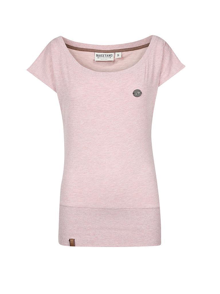 naketano t shirt rosa xs. Black Bedroom Furniture Sets. Home Design Ideas