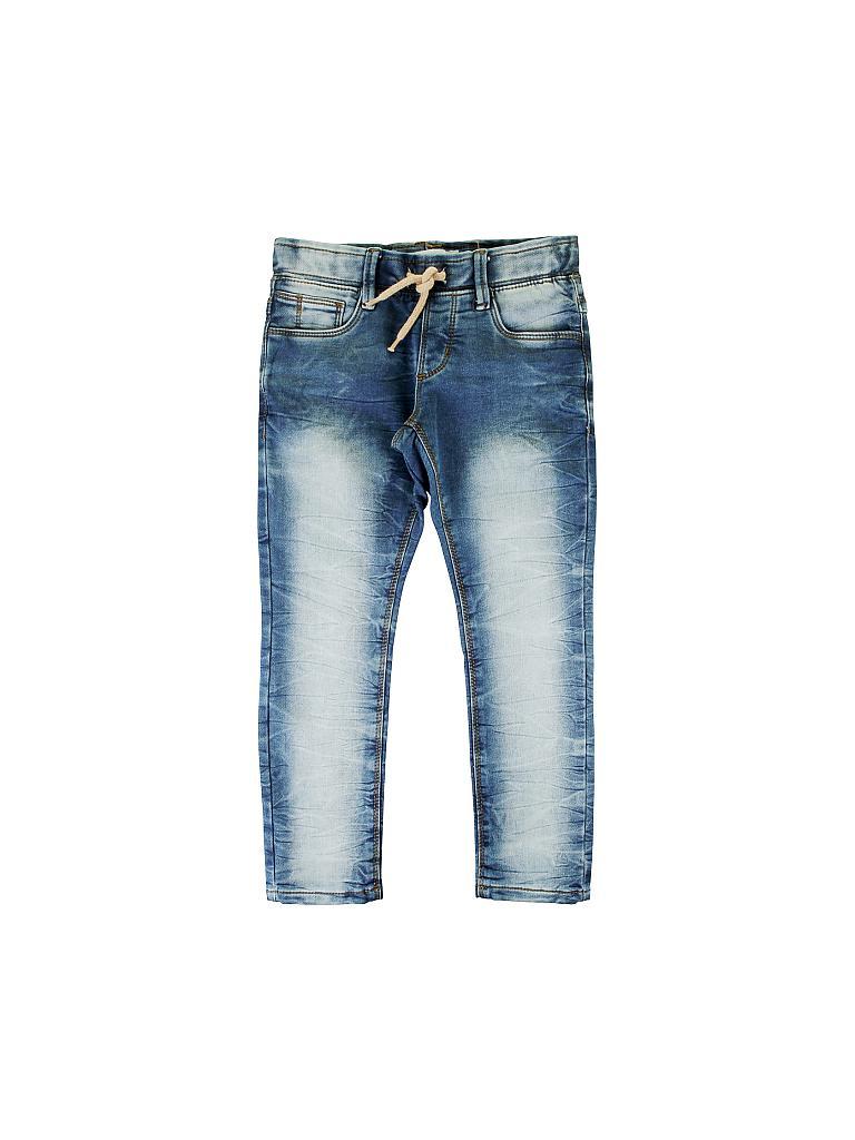 name it jungen jeans slim fit nithank blau 110. Black Bedroom Furniture Sets. Home Design Ideas